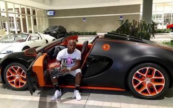 Τόσα χιλιάρικα στοίχισε στον Φλόιντ η… αλλαγή λαδιών της Bugatti του