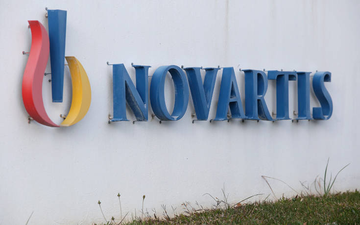 Επίθεση στα γραφεία της Novartis στη Μεταμόρφωση