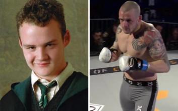 Από τον «Χάρι Πότερ» στην επικράτεια του… MMA!