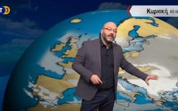Δριμύ κύμα ψύχους από τη Ρωσία με χιονοθύελλες και ραγδαία πτώση της θερμοκρασίας