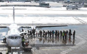 Το χιόνι ακύρωσε 200 πτήσεις από το αεροδρόμιο Ορλί στο Παρίσι