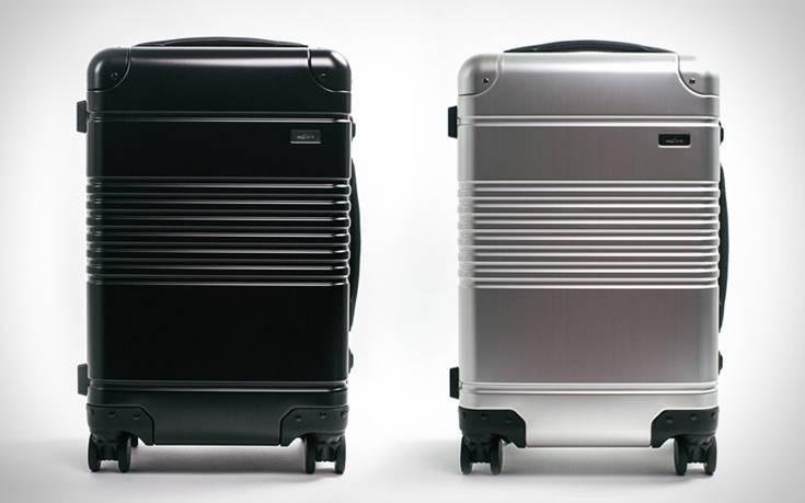 Η βαλίτσα που δεν είναι απλώς μια βαλίτσα
