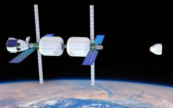 Προγραμματίζουν να φτιάξουν στο Διάστημα… φουσκωτό ξενοδοχείο
