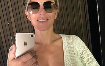 Η σέξι φωτογραφία της Ελίζαμπεθ Χάρλεϊ που αναστάτωσε το Instagram