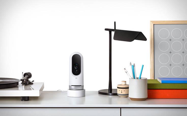 Η κάμερα τεχνητής νοημοσύνης που σε ενημερώνει για όσα συμβαίνουν στο σπίτι σου