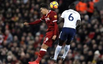 Απίθανο ματς με δυο γκολ στις καθυστερήσεις στο Λίβερπουλ