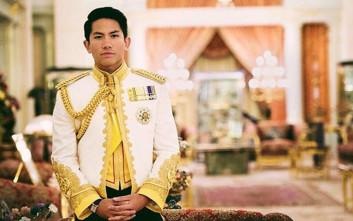 Για τον πρίγκιπα του Μπρουνέι το χρήμα δεν σταματάει να ρέει