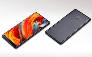 Ήρθαν τα νέα Xiaomi Mi MIX 2 και Mi MIX 2 Special Edition Smartphones