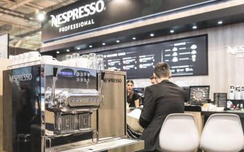 Η Nespresso Professional στην έκθεση Horeca 2018