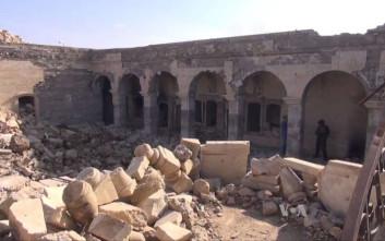 Το ISIS ανατίναξε ναό, κάτι εκπληκτικό αποκαλύφθηκε