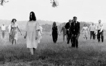 «Η νύχτα των ζωντανών νεκρών» που δεν είναι απλά μια ταινία με ζόμπι