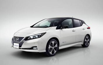 Πέντε αστέρια για το νέο Nissan Leaf