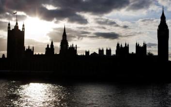 Λευκή σκόνη περιείχε το ύποπτο δέμα στο βρετανικό κοινοβούλιο