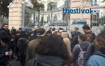 Ένταση στο υπουργείο Μακεδονίας - Θράκης για τους πλειστηριασμούς