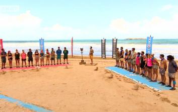 Αυτή είναι η ομάδα που κέρδισε την ασυλία στο Survivor 2