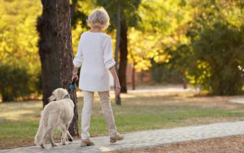 Έφτιαξε ερασιτεχνικό βίντεο κτηνοβασίας με τον σκύλο της και κατέληξε σε περιπέτειες