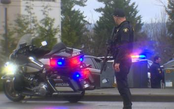 Αιματηρό περιστατικό έξω από σχολείο στην Ουάσιγκτον