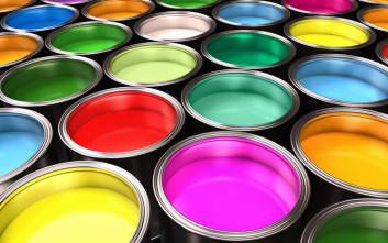 Αντί για μπογιές, στο μέλλον θα βάφουμε με… έγχρωμα βακτήρια