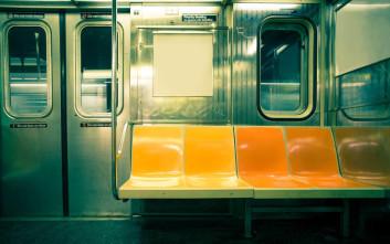Το ανατριχιαστικό επεισόδιο στο μετρό της Νέας Υόρκης με κατά συρροή… αυνανιστή