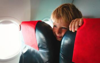 Κάποιοι ζητούν να δημιουργηθούν «ζώνες χωρίς παιδιά» στις πτήσεις