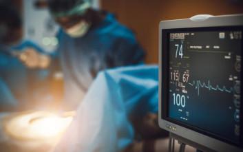 Πρωτοποριακή επέμβαση σε ασθενή με όγκο της παρωτίδας