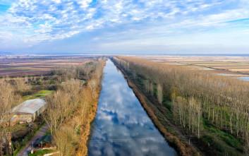 Η Περιφέρεια Μακεδονίας προανήγγειλε αντιπλημμυρικά έργα στον ποταμό Λουδία