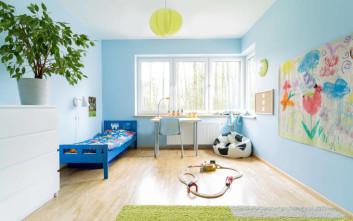 591651b66e8 Επτά οικονομικές ιδέες διακόσμησης για το παιδικό υπνοδωμάτιο ...