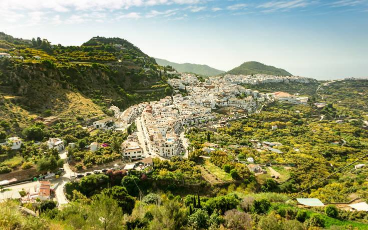 Η λευκή πόλη της Ανδαλουσίας