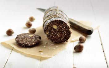 Σαλάμι σοκολάτας