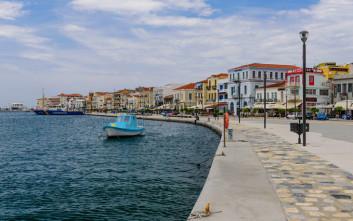 Το National Geographic Traveler στα νησιά του Βορείου Αιγαίου