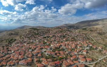 Η πόλη του νομού Κοζάνης με το παραδοσιακό χρώμα
