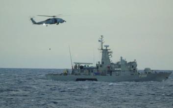 Επίδειξη δύναμης από «μεγάλες δυνάμεις» απέναντι την Τουρκία