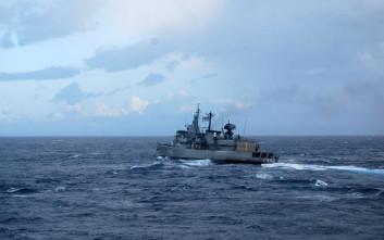 «Καταιγίδες» στο Αιγαίο από το ελληνικό και το τουρκικό Ναυτικό