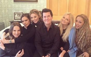 Έτοιμες να ενώσουν ξανά τις δυνάμεις τους οι Spice Girls