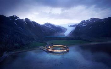 Ένα πραγματικά παραμυθένιο ξενοδοχείο ανοίγει στη Νορβηγία