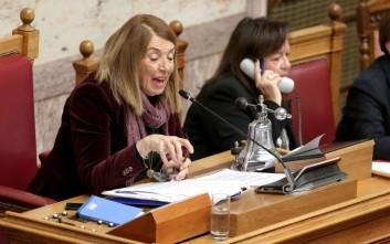 Χριστοδουλοπούλου: Ο Σάββας Ξηρός έχει 90% αναπηρία, δεν μπορεί να βλάψει την κοινωνία