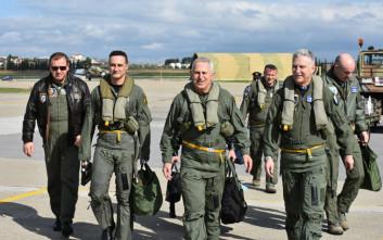 Πτήση στα Ίμια και αερομαχία μεταξύ Αρχηγού ΓΕΕΘΑ και Αεροπορίας