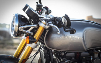 Triumph αντί Harley-Davidson στις σκηνές δράσης του «Ant-Man And The Wasp»