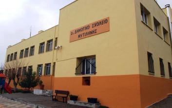 Ολοκληρώθηκαν επισκευές από τον σεισμό του καλοκαιριού σε σχολεία της Λέσβου