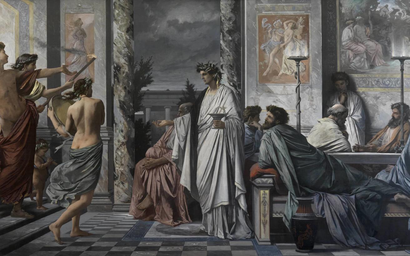 Το παιχνίδι που έπαιζαν οι αρχαίοι Έλληνες όταν… μεθούσαν