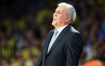 Ομπράντοβιτς: Δεν σκέφτομαι τον 10ο τίτλο