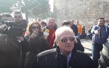 Ψωμιάδης: Μη με μπερδεύεις με κόμματα, εγώ είμαι το κόμμα του Ζορό