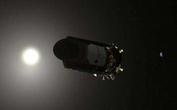 Το διαστημικό τηλεσκόπιο Κέπλερ ξέμεινε από καύσιμα