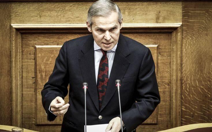 Ο βουλευτής της ΝΔ που απαγορεύει στους…γύφτους να τον ψηφίζουν