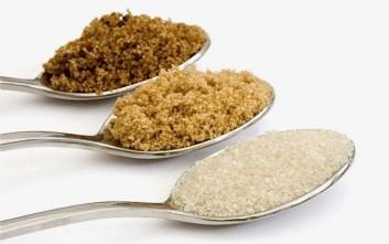 Ζάχαρη, ασπαρτάμη ή στέβια