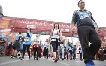 Την Κυριακή ο 8ος Ημιμαραθώνιος της Αθήνας με τη συμμετοχή 25.000 δρομέων