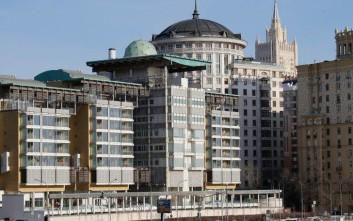 Η Ρωσία απέλασε τέσσερις Γερμανούς και τρεις Τσέχους διπλωμάτες