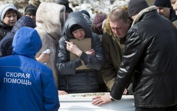 Συλλήψεις για τη φονική πυρκαγιά στο εμπορικό κέντρο στη Σιβηρία