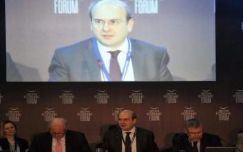 Χατζηδάκης: Δεν μπορεί να γίνουν επενδύσεις με κοπανιστό αέρα