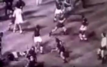 Το ματς με τις 19 αποβολές και το θάνατο της μητέρας ενός ποδοσφαιριστή